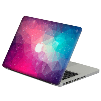 "3d senfoni laptop decal sticker cilt için macbook air pro retina 11 ""13"" 15 ""vinil Mac Case Notebook Vücut Tam Kapak Cilt"