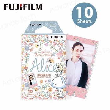 2017 NEW Original Alice Fujifilm Instax Mini 8 film 10 sheets for Camera Instant mini7s 25 50s 90 Share SP1 2 lomo