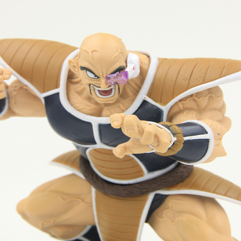 Anime Dragon Ball Z Diriliş F Nappa PVC Action Figure Koleksiyon Model Oyuncak 14 cm KT3554