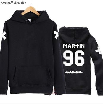 Allover 3 Yan Baskı Martin Garrix 'Team Hoodies Tur Lover Hediye Tişörtü Womens/Mens Serin